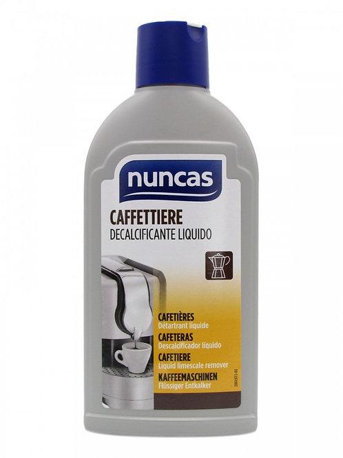 DECALCIFICANTE LIQUIDO PER CAFFETTIERE NUNCAS  250 ML