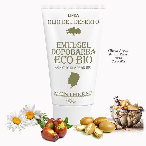 DOPOBARBA ECO BIO OLIO ARGAN - MONTHERM 50 ML