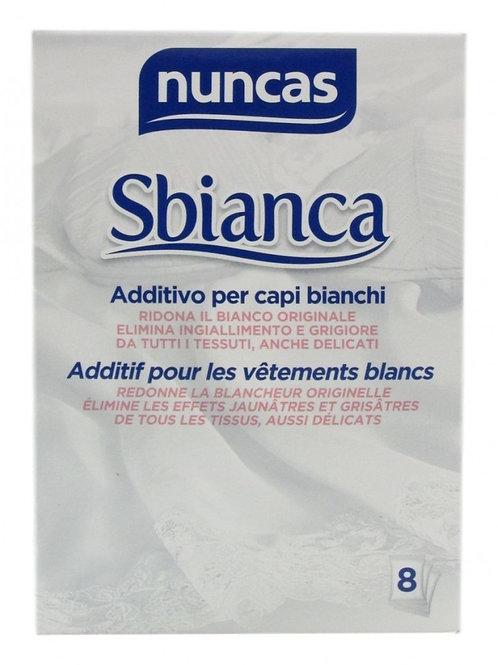 SBIANCA ADDITIVO PER CAPI BIANCHI 8 PZ NUNCAS
