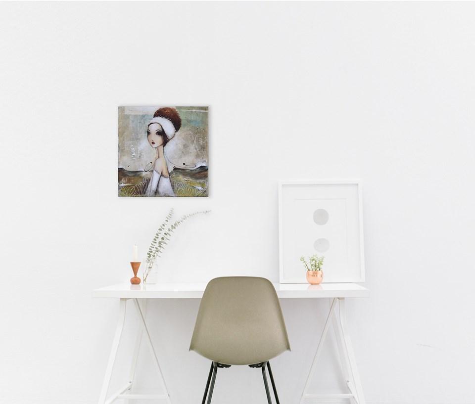 Armandine JACQUEMET SOARES - Peinture