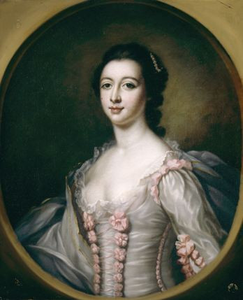 Maria Coventry, Countess of Coventry was a famous Irish beauty and  London society hostess during the reign of King George II.  She died at a young age from lead and mercury poisoning,  killed by the toxins used in her beauty regimen.