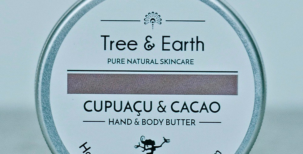Cupuaçu & Cacao Hand & Body Butter 100ml