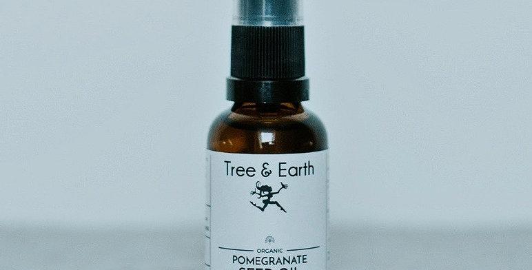 Organic Pomegranate seed oil 30ml