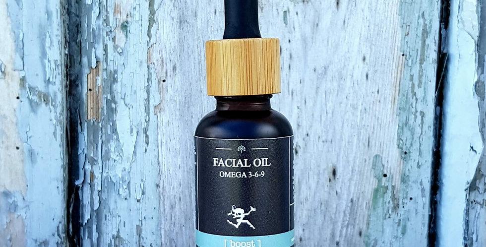 Facial Oil Omega 3-6-9 Boost 30ml