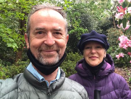 Cours de français en ligne - Helen & Anthony (depuis novembre 2020)