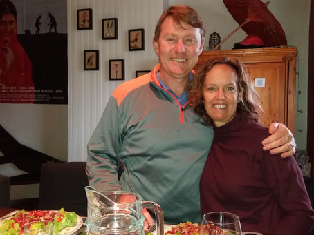 Séjour de Patrick et Barbara - Du 18 au 24 novembre 2019