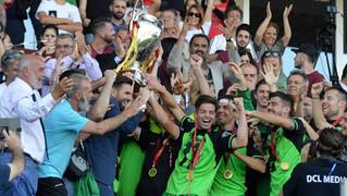 Ο Παναθλητικός Όμιλος Κωφών στέφθηκε Πρωταθλητής Ευρώπης (pics & vid)