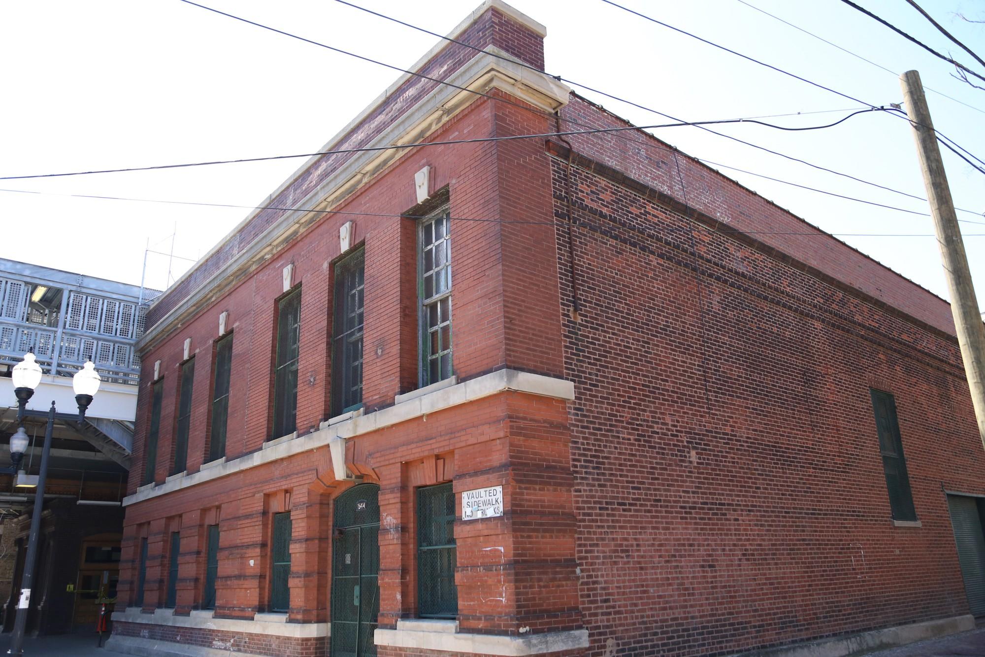 Sedgwick Studio Exterior