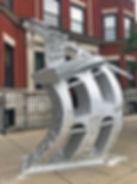 John Adduci, Sweet Home Chicago sculpture