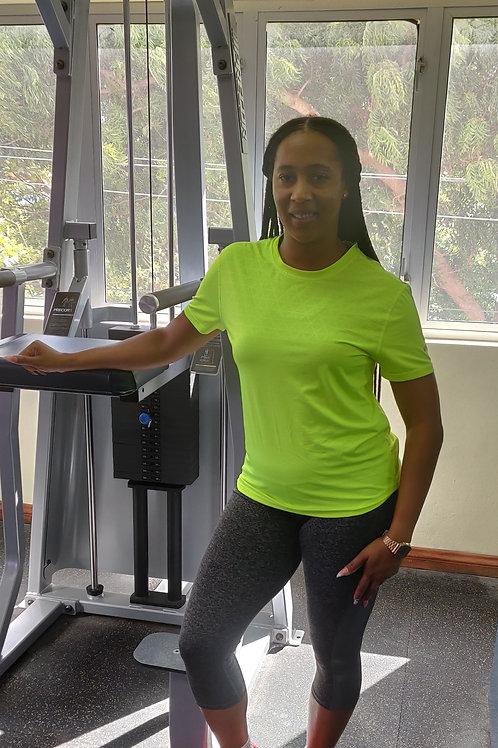 Lidong Dryfit Workout Shirts (Female)