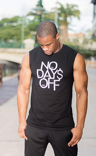 PremiumFit 'No Days Off' Expression Tank Top