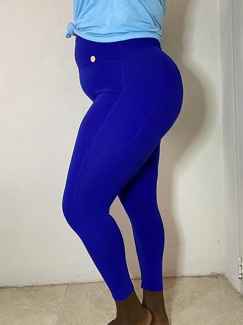 Demi Yoga Fit Plus Size Highwaist Leggings