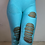 Thumbnail: Demi Yoga Fit Highwaist Distressed Leggings