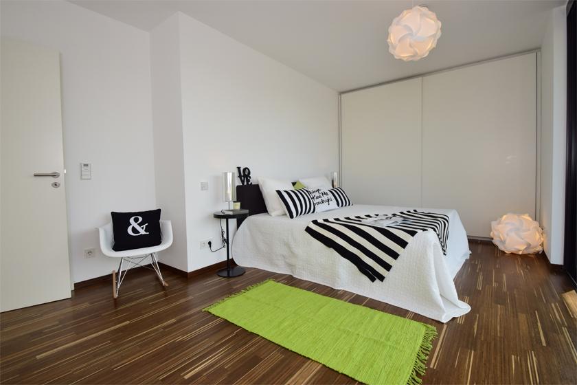 Das Schlafzimmer Karlsruhe