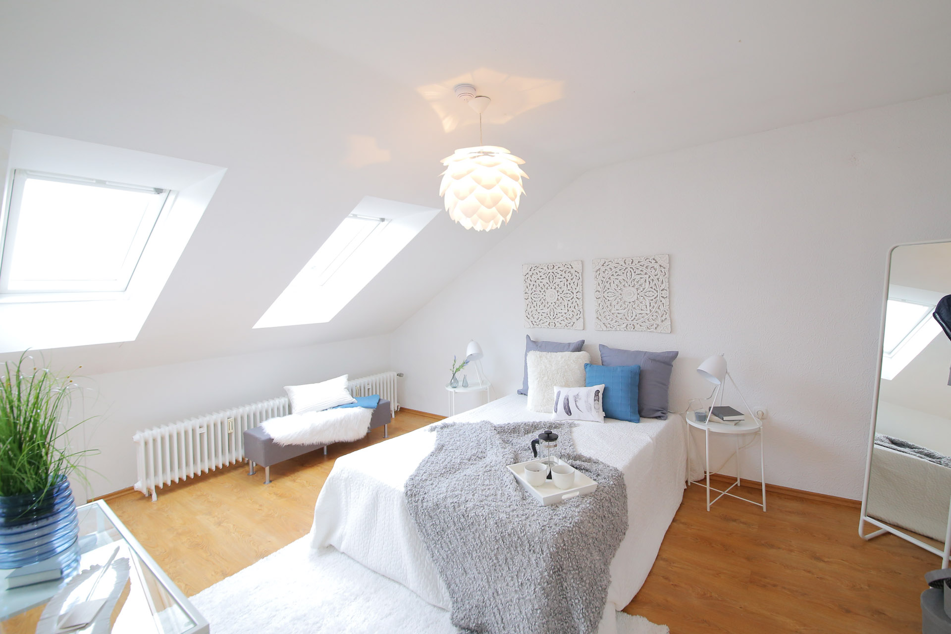 Schlafzimmer Pfalz