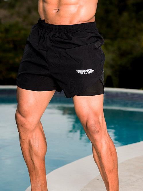 PremiumFit Athletic Running Shorts
