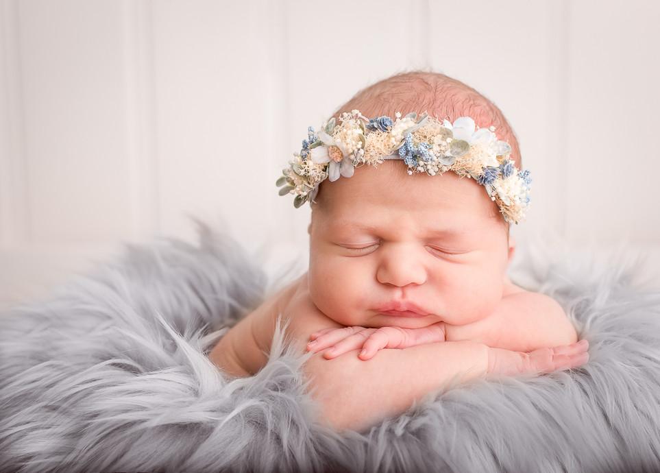 Newborn Session | Langley