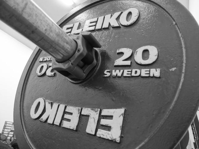Les hommes forts modifiés pour le développement musculaire
