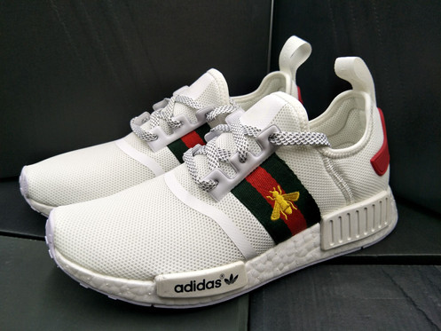 6bb06653a ADIDAS Nmd X GUCCI Shoe Trainers