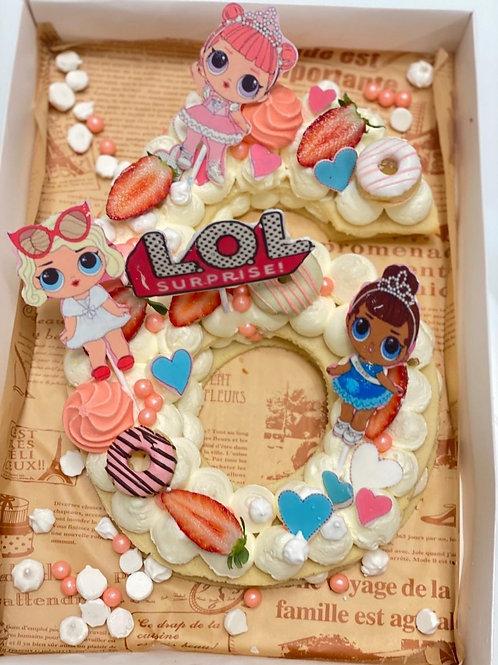 עוגות ילדים בעיצוב אישי