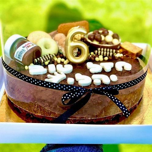 עוגת שוקולד רושה