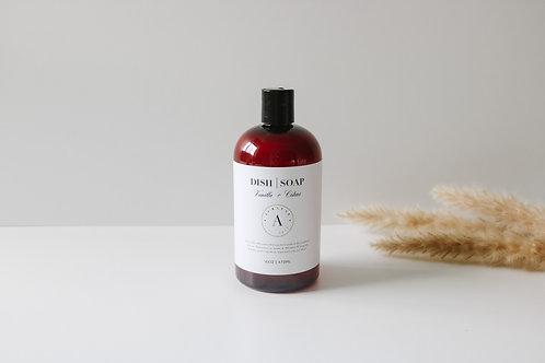 Vanilla & Citrus Dish|Soap