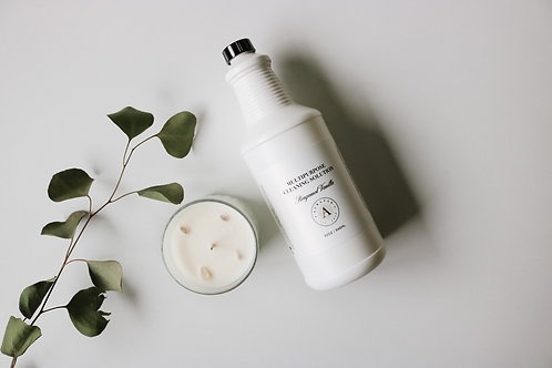 Candle & Cleaner Duo | Subscription
