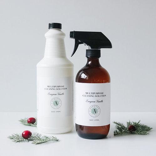 Evergreen Vanilla Cleaner Bundle