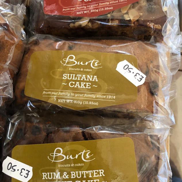 Burts Cakes - various