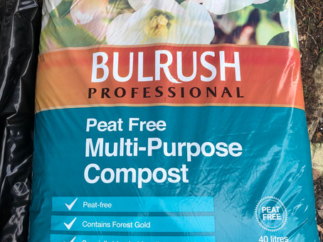 A Word About Compost...