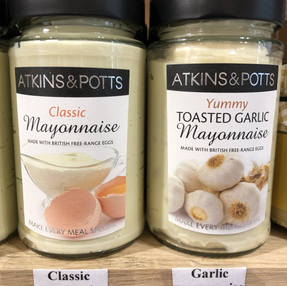Atkins & Potts Mayonaises