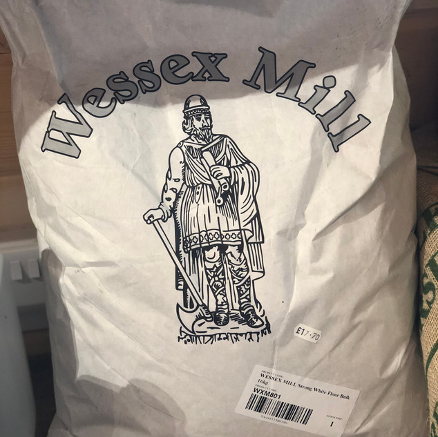 Wessex Mill Flour - please phone to order