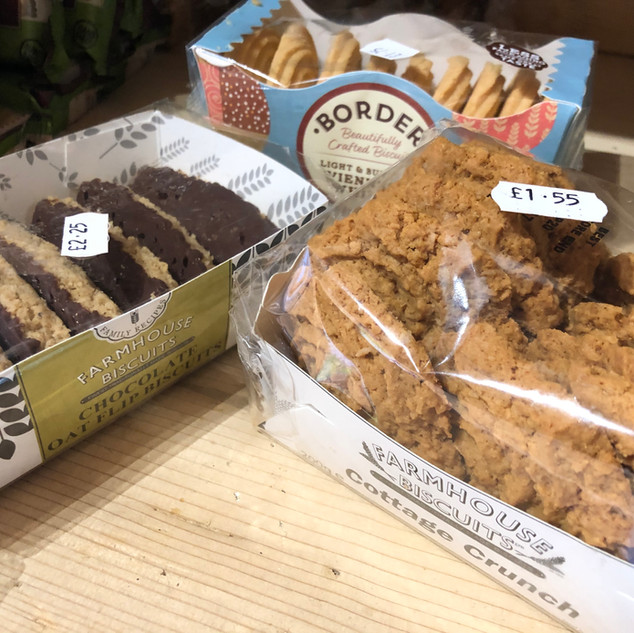 Farmhouse Biscuits & Borders