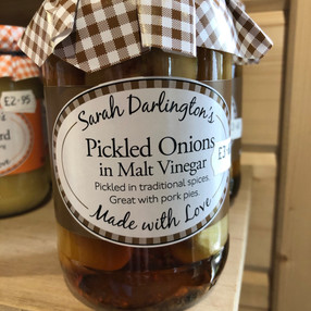 Mrs Darlington's Pickled onions