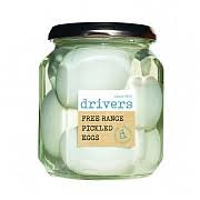 Drivers Pickled Eggs