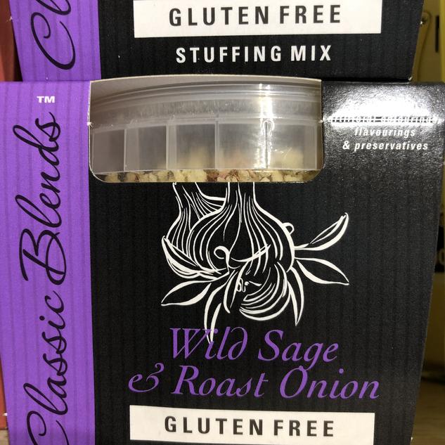 GF Wild Sage & Roast Onion Stuffing Mix £2.70