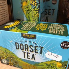 Dorset Tea