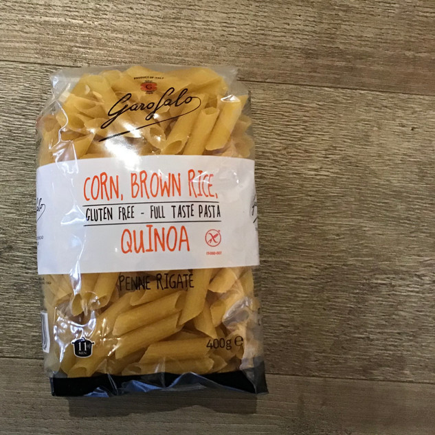GF penne pasta