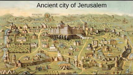 Ancient Israel was and still is in Southern Africa