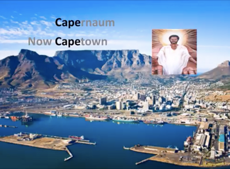 Cape Town is Capernaum