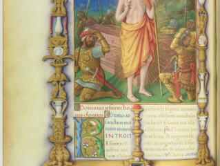 Le Missel de Jacques de Beaune