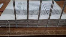 Des ouvrages anciens restaurés pour le Centre François-Garnier