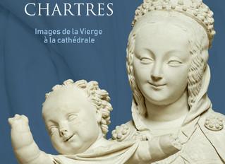 Nouvelle souscription : Visages de grâce à CHARTRES. Images de la Vierge à la cathédrale