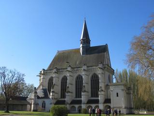 Retour sur évènement : le vitrail Renaissance en Touraine (4 avril 2019)