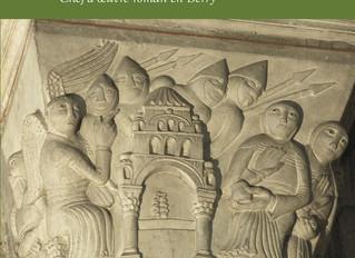 Nouvelle parution : La collégiale de Châtillon-sur-Indre, chef-d'œuvre roman en Berry