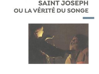 Saint Joseph ou la vérité du songe, par Dominique Ponnau