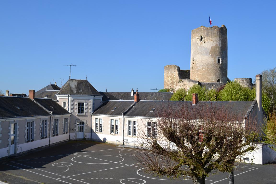 La Médiathèque François-Rabelais