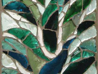 La nature dans l'œuvre vitrail d'Henri Guérin (1929-2009).