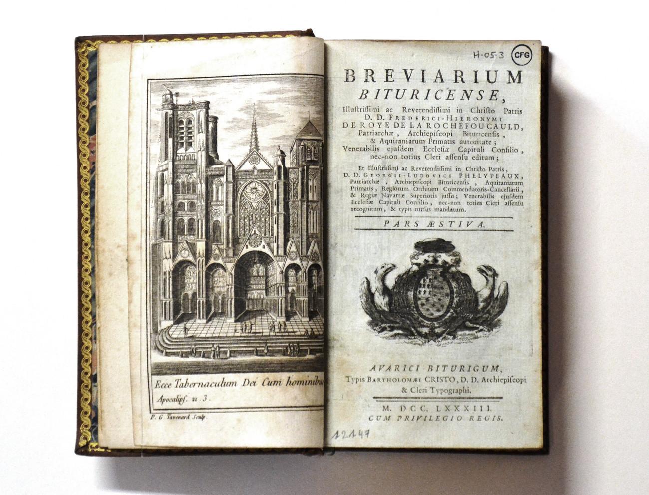 Breviarium Bituricense