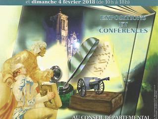 Bourges : 14e Salon du livre d'Histoire